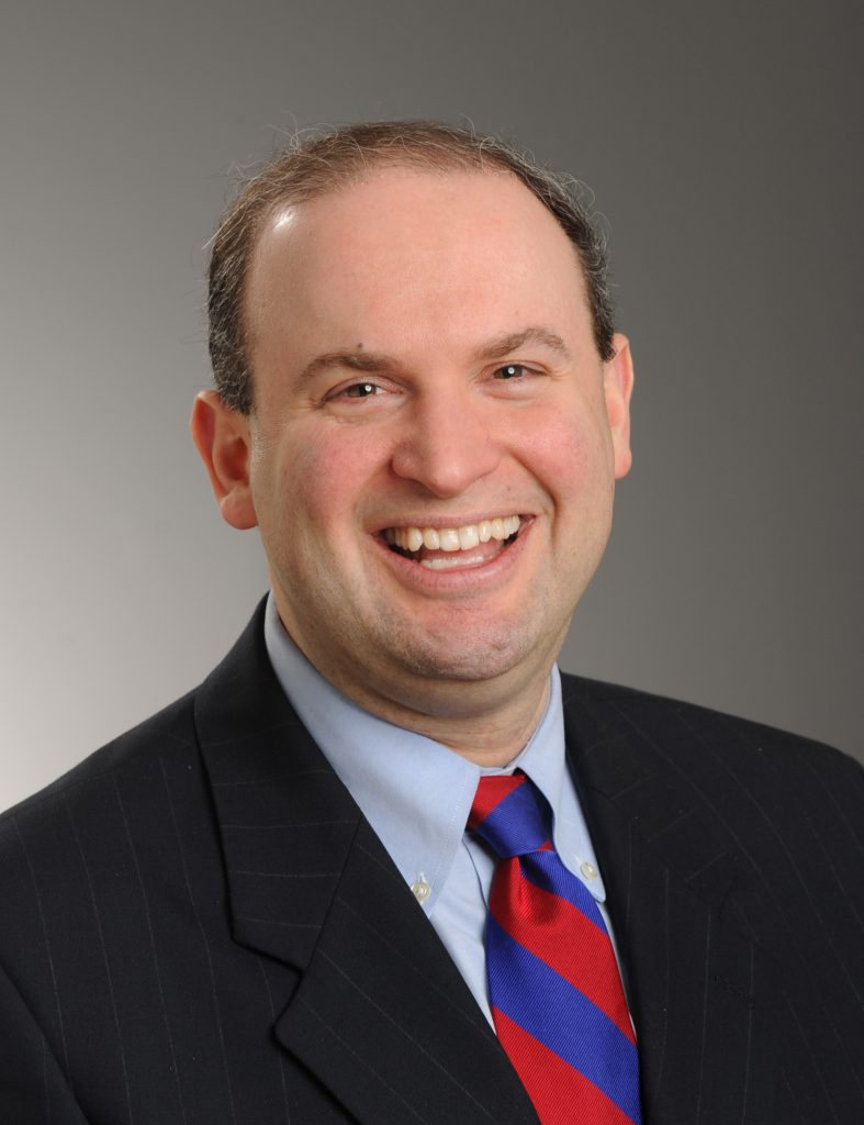 Portrait of Dr. Jonathan Lazar, recipient of 2020 SIGACCESS Award for Outstanding Contributions